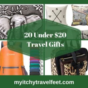 budget travel gifts