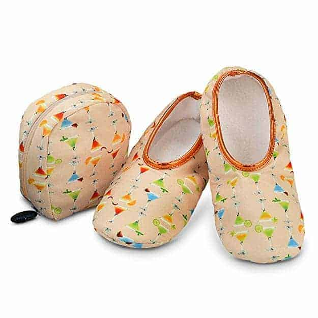 Snoozies Skinnies Slippers