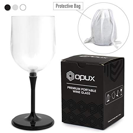 Portable Collapsible Wine Glass |