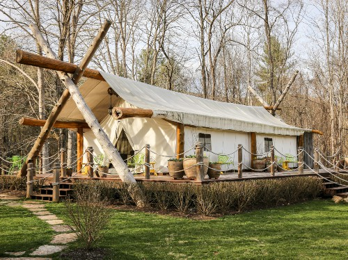 Glamping Tips for Baby Boomers