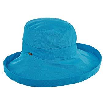 SCALA Women's Big Brim Hat