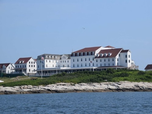 large seaside hotel