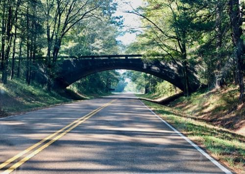 Driving through History on a Natchez Trace Road Trip